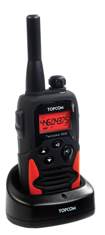 Bra ᐅ Topcom Twintalker 9500 – Testbericht - WalkieTalkie.org WJ-96